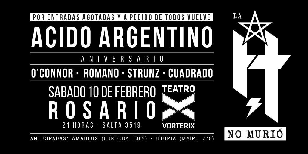 Ácido Argentino