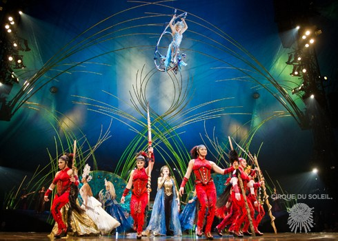 Cirque Du Soleil llega con Amaluna