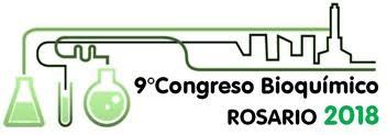 9° Congreso Bioquímico Rosario 2018 XVIII Jornadas Argentina de Microbiología