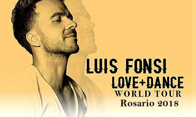 Luis Fonsi regresa a Rosario
