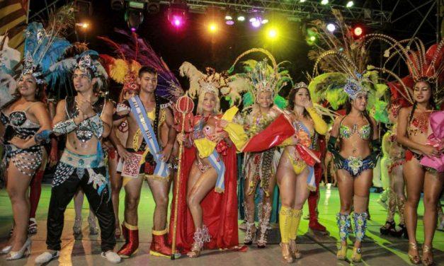 Viví el carnaval en Rosario