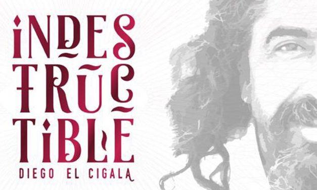 Diego el Cigala es «Indestructible»