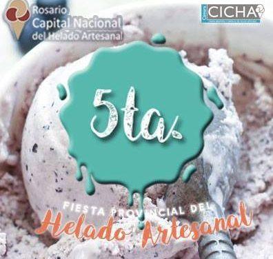 Rosario da gusto: vuelve la Fiesta del Helado Artesanal 2018