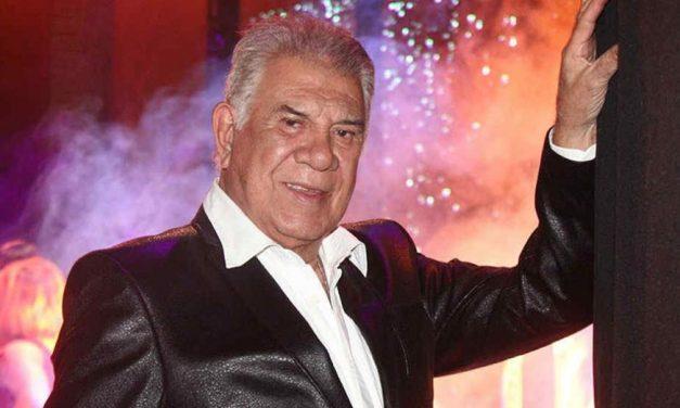 Raúl Lavié celebra sus 80 años en Rosario
