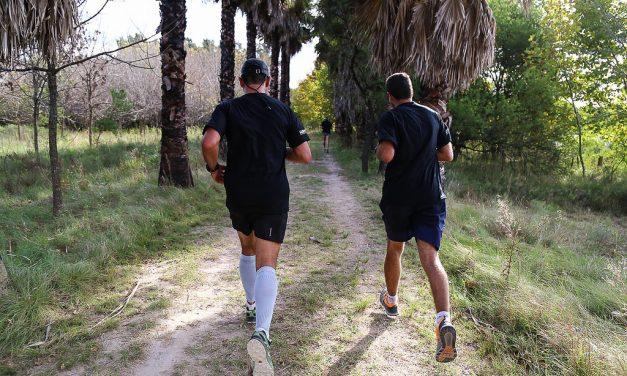 Primera Maratón Solidaria Abre