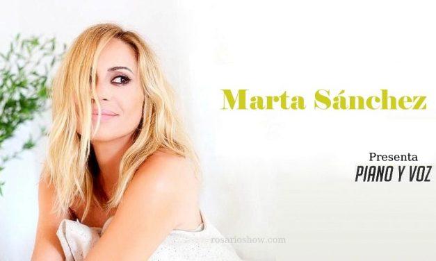 Marta Sánchez festeja sus 30 años
