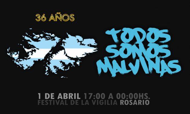 "Festival ""Todos Somos Malvinas"""