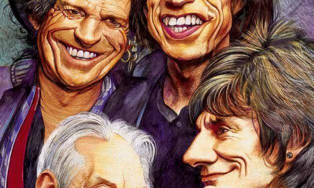 Las Caras del Rock & Roll