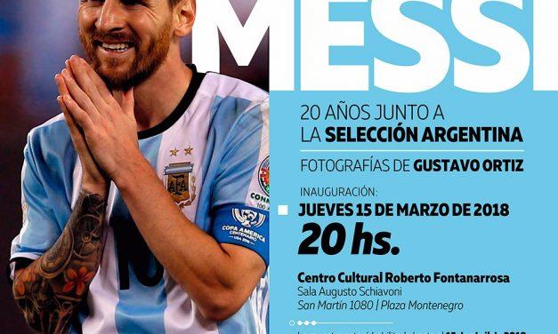 20 años junto a la Selección Argentina