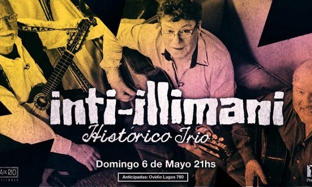 Inti-Illimani llegan a Rosario