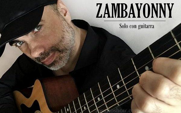 Zamba solo con guitarra
