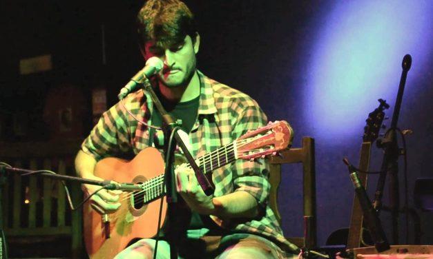 Juan Arabel por primera vez en Rosario