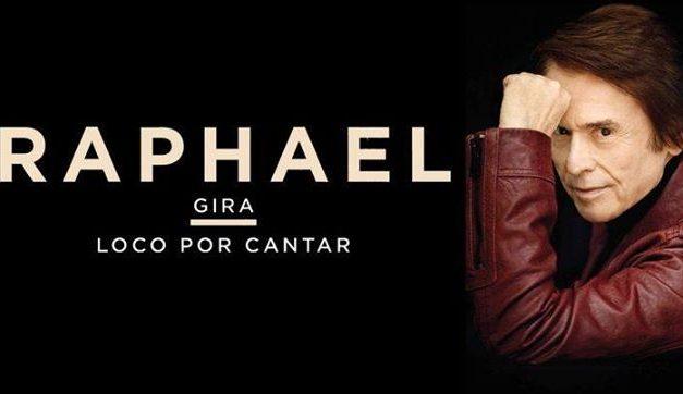 Raphael trae Infinitos Bailes a Rosario