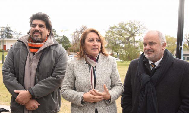 El parque del Acuario del Río Paraná se llama Don Ángel Tulio Zof