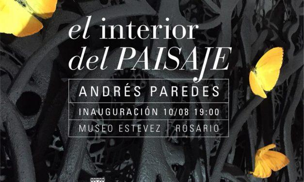 Muestra de Andrés Paredes en el Estévez