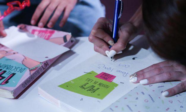 Literatura en Flor: se abre convocatoria para jóvenes de la ciudad