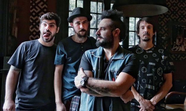 Patagonia Revelde toca en vivo desde Lavardén