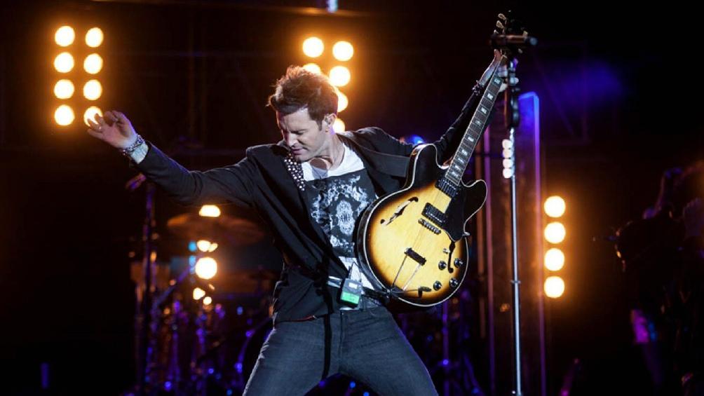 Axel presenta en Rosario sus nuevas canciones