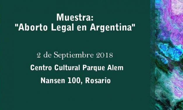 Inaugura la muestra Aborto legal en Argentina
