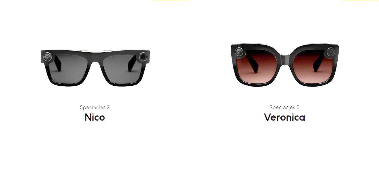 Snapchat presenta sus nuevos lentes inteligentes