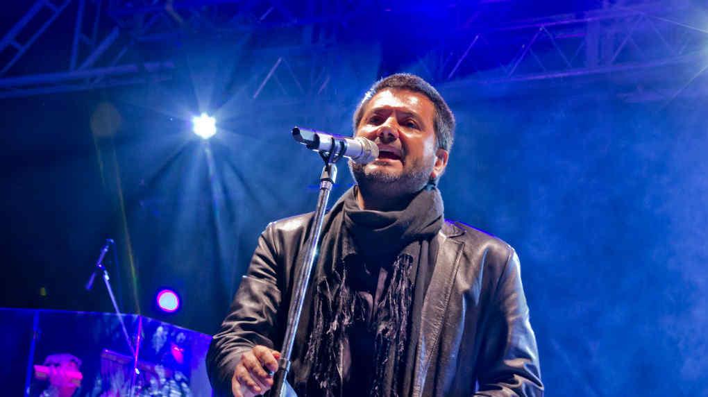 Jorge Rojas presenta sus nuevas canciones