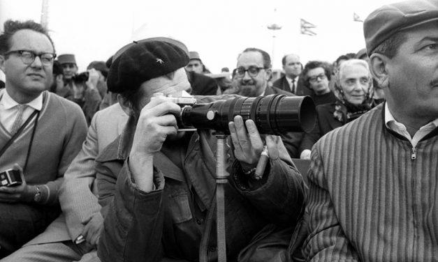 Muestra de fotos tomadas por el Che