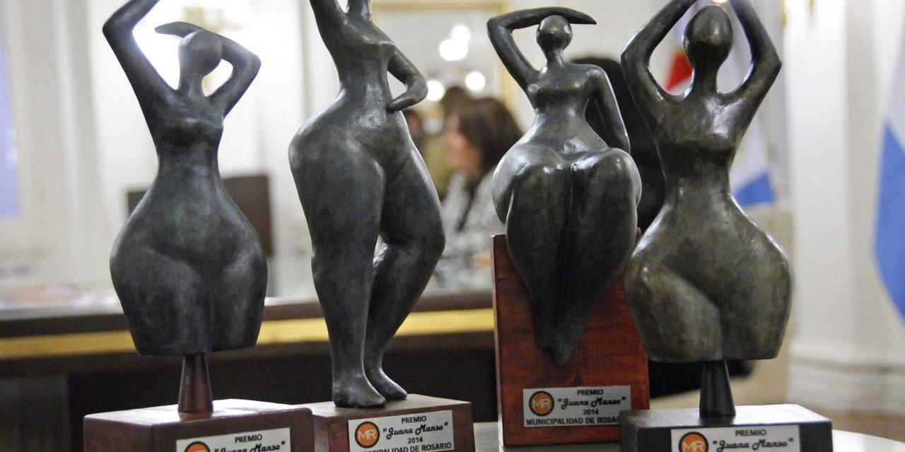 Convocatoria para la vigésima edición del Premio Juana Manso