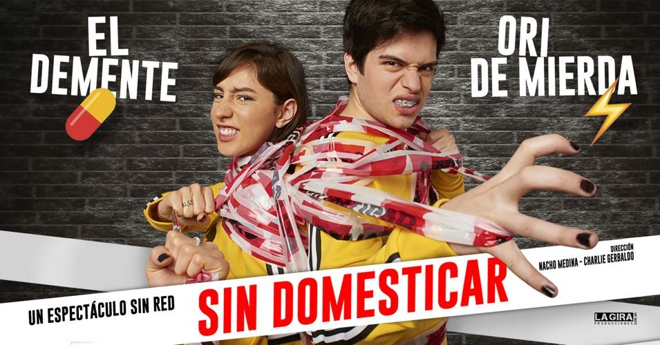 Martín y Ori están sin domesticar