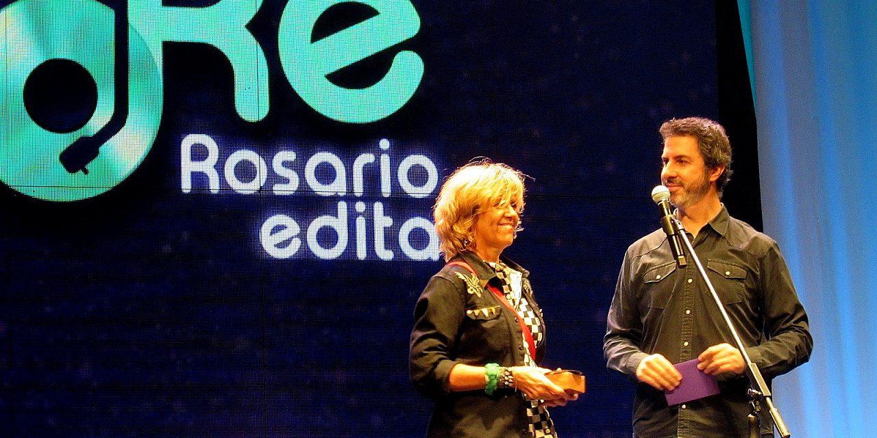 Se entregaron los Premios Rosario Edita