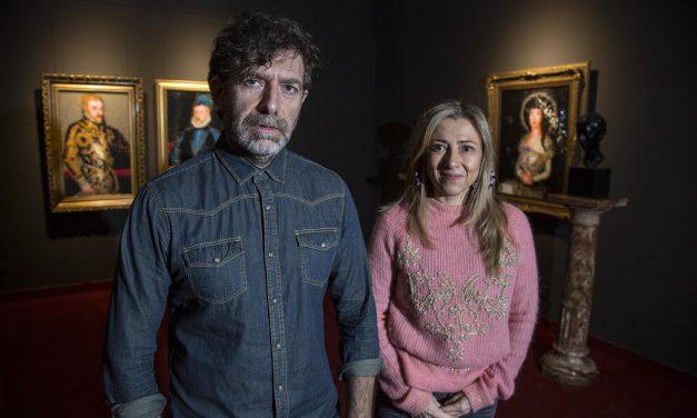 Muestra que revaloriza los cuadros robados del Museo Estévez
