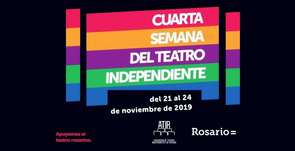 Semana del Teatro Independiente 2019