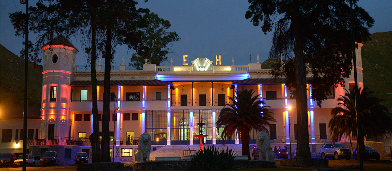 Edén Hotel: un destino con historia