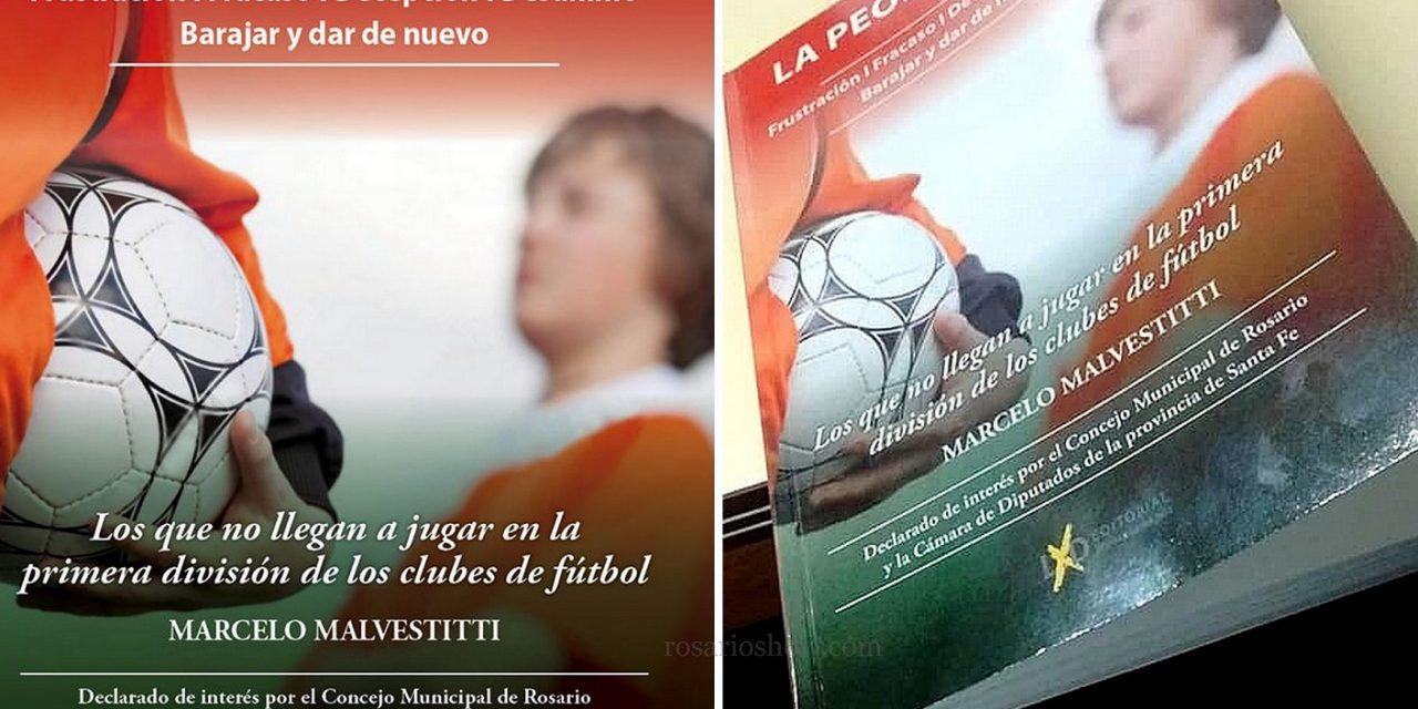 Marcelo Malvestitti presenta La peor derrota