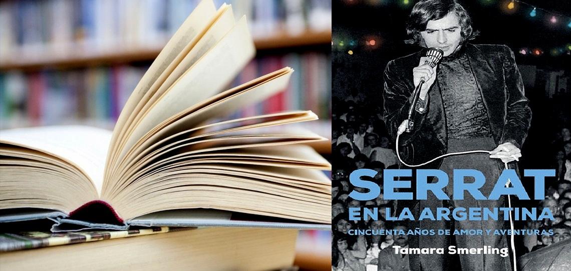 Presentan libro sobre Serrat