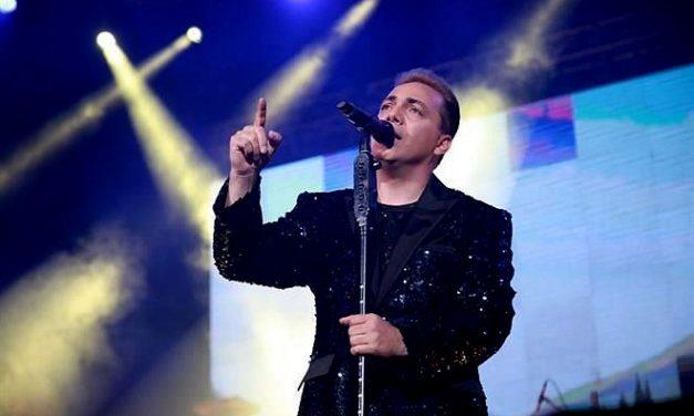 Cristian Castro The Hits Tour