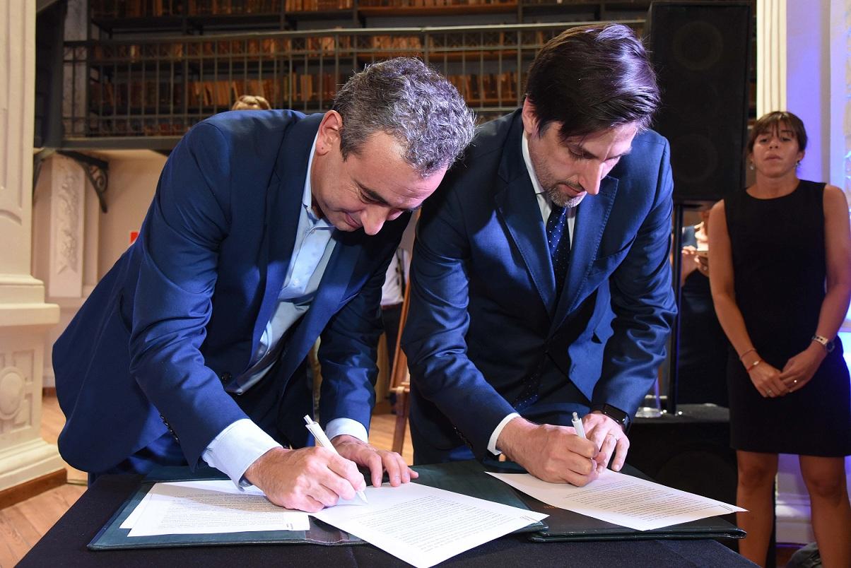 Convenio al Plan Nacional de Lecturas