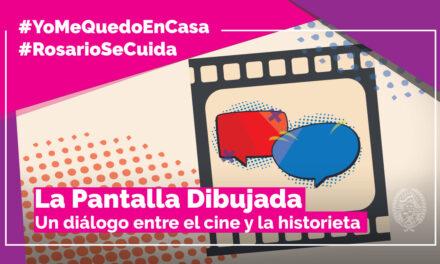 La Pantalla Dibujada: un diálogo entre el cine y la historieta