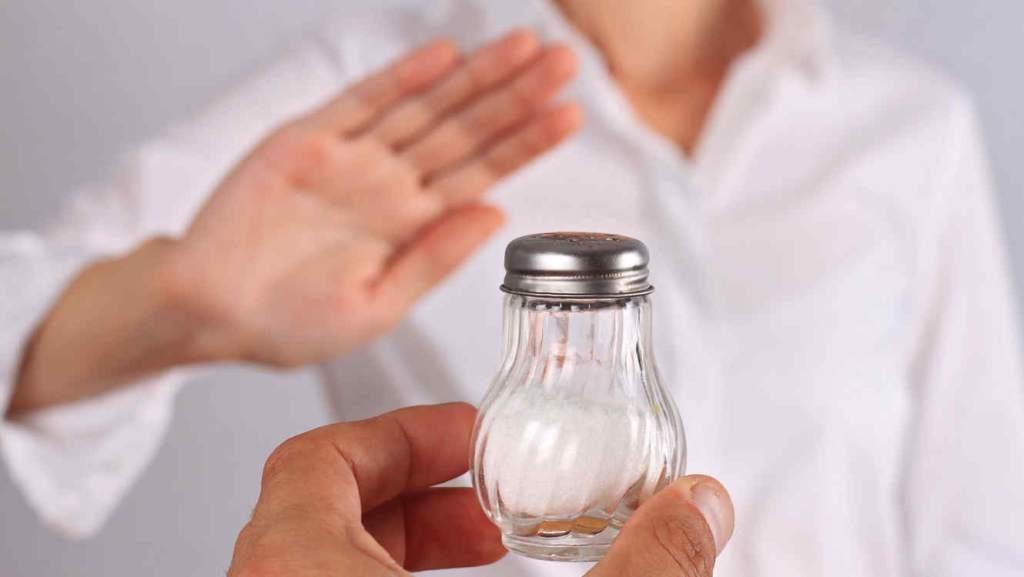 Reducir el consumo de sal para mejorar la calidad de vida