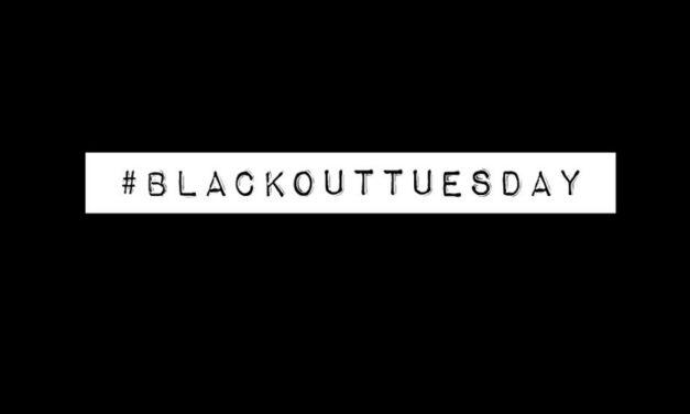 BlackOut Tuesday: Pantallas en negro en las redes sociales y apagón musical