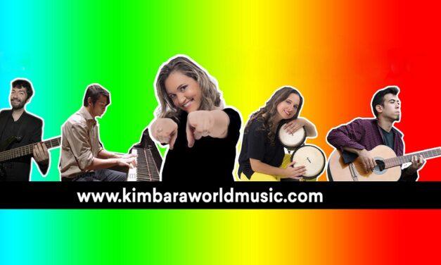 Kimbara presenta su nuevo show