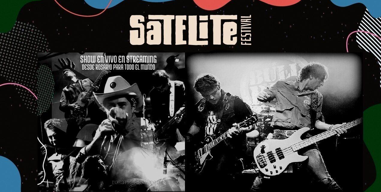 Ciclo de recitales Festival Satélite