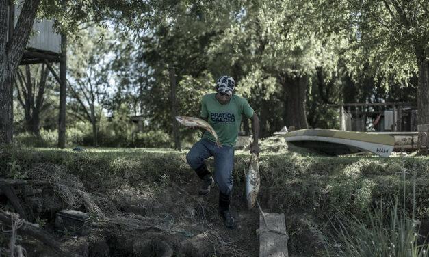 Muestra La pesca en la sangre
