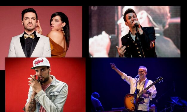 Movistar Arena reabre sus puertas con un ciclo de shows por streaming