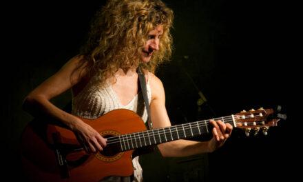 Ana Prada presenta un concierto por streaming