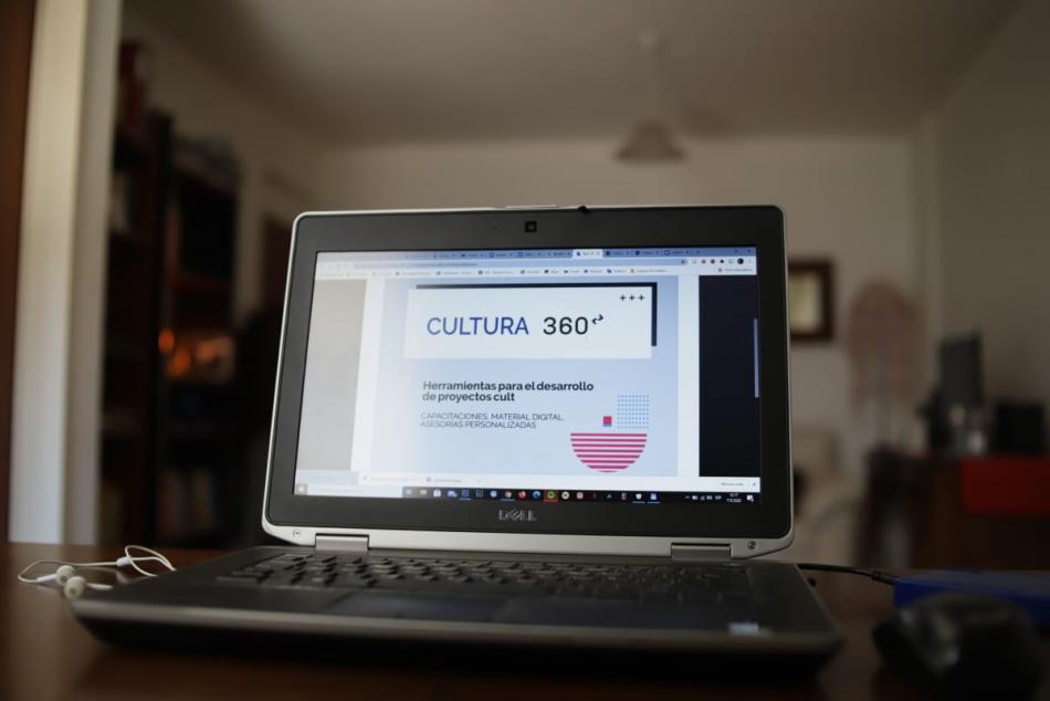 """Se lanza en Rosario el programa """"Cultura 360"""""""