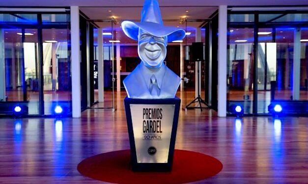 Premios Gardel 2020: Ya está la fecha de la entrega