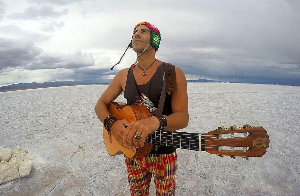 El multifacético artista Shoni Shed presenta Paganías