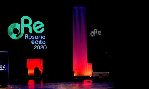 Ya están los nominados a los Premios Rosario Edita 2020