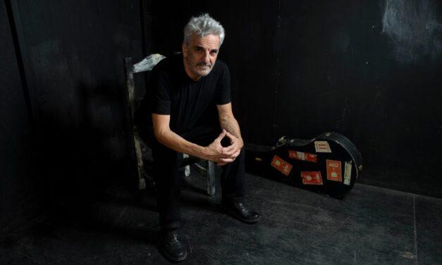 Rubén Goldín en concierto desde el All Arena