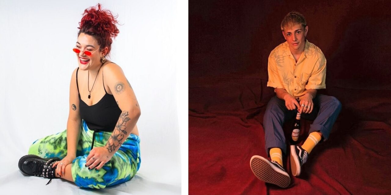 Música urbana con Brunella y Romero + perfo en la Cúpula